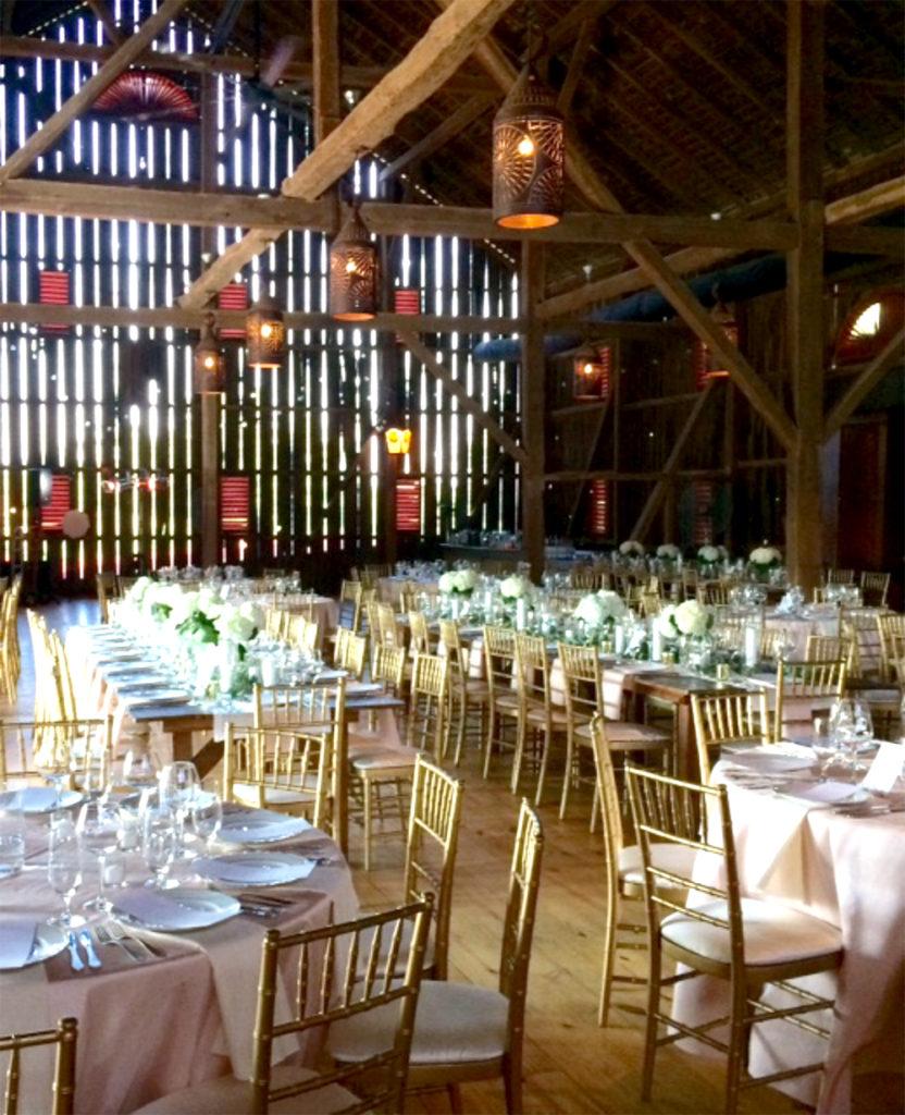 Wedding Farm Table Rentals Loudoun County Virginia